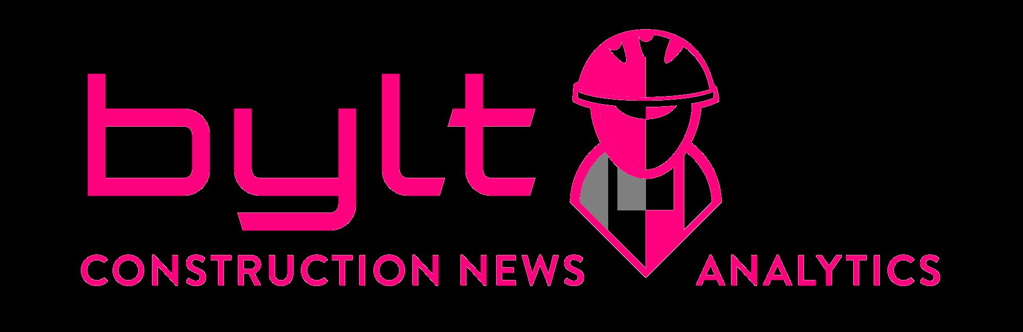 BYLT: Construction & Infrastructure News, Data & Analytics